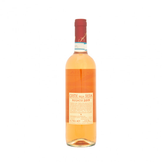 "Coste della Sesia DOC Rosato ""Rosa di Martina"" 2019 13,5% 75cl - Caligaris"